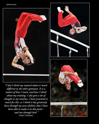 2013 World Gymnastics Championships Antwerp