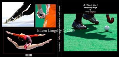 Art Meets Sport Cover Design