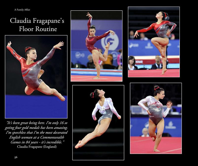Women's floor final