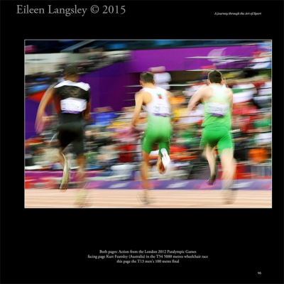 page 95 of the new book published July 2015 - 'Sport - My Way' by Eileen Langsley