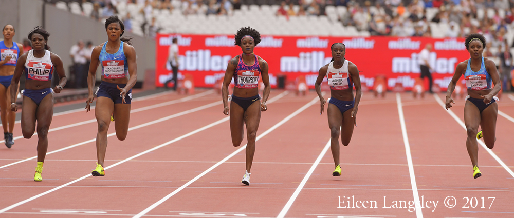 Protected: The Muller Anniversary Games and Diamond League London Stadium,2017