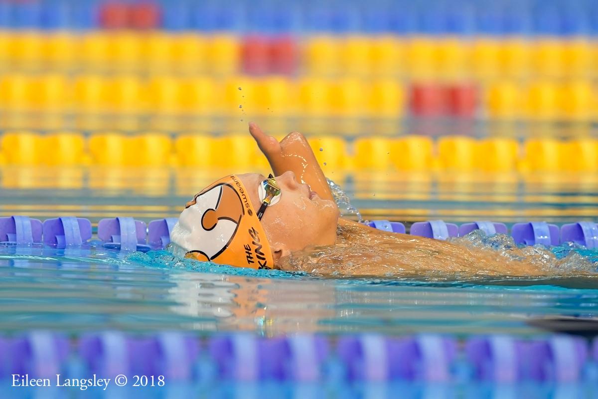 Protected: The British Para Swimming International Meet2018