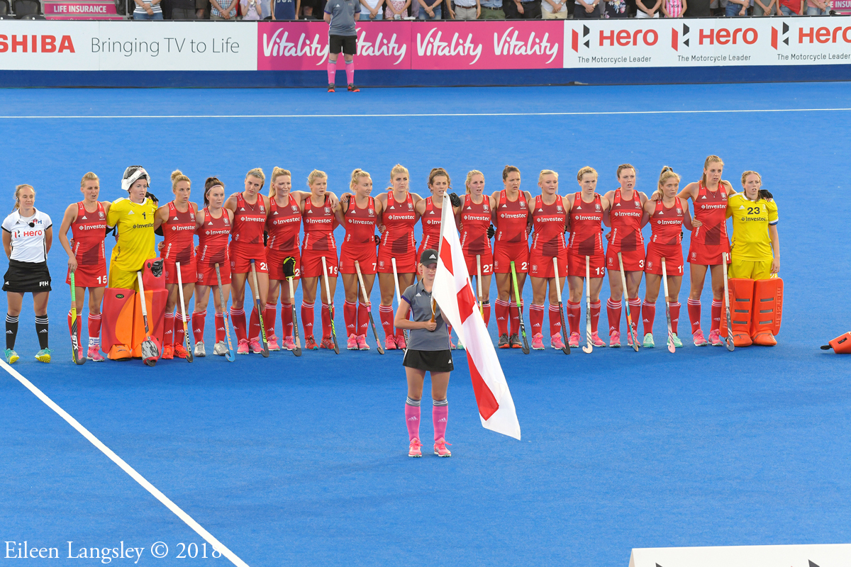 Protected: The Vitality Women's World Cup Hockey London 2018 21st July to August5th