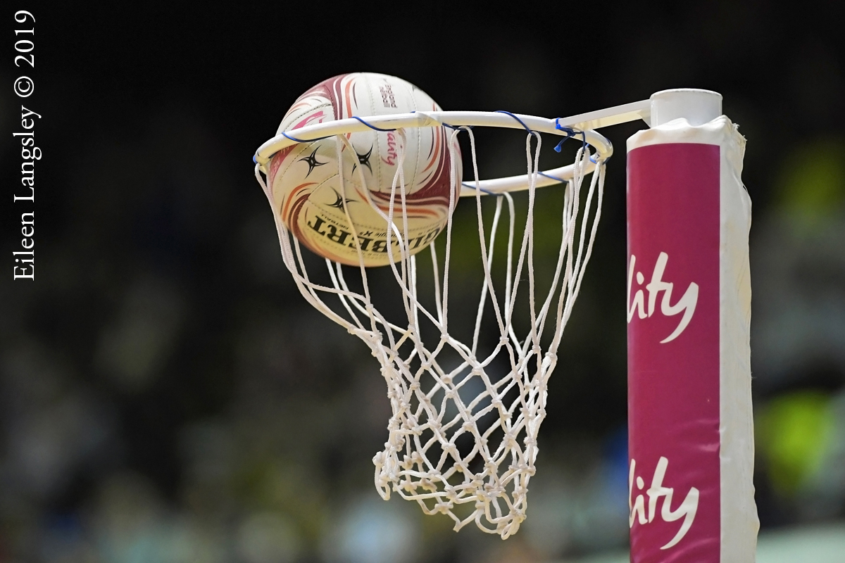 Protected: The 2019 Vitality Quad Series International Netball matches at the Copperbox Arena London.