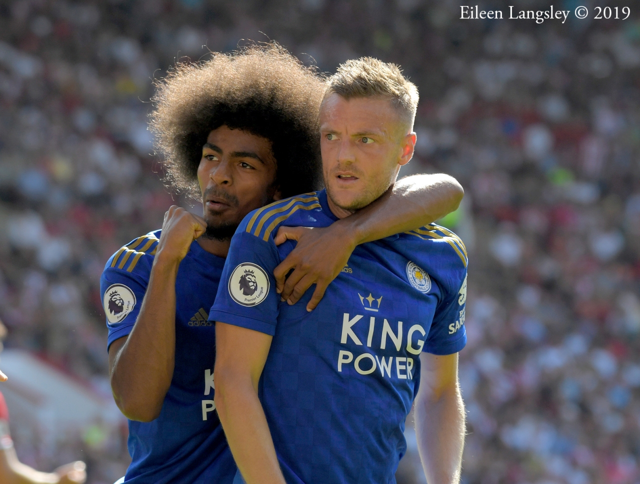 Protected: The English Premier League match between Sheffield United and Leicester City